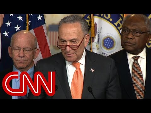 Chuck Schumer: What happened at White House would make your jaw drop