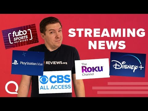 Streaming News - Disney+ Discount, PS Vue/CBS All Access Deals, Roku And Fubo News