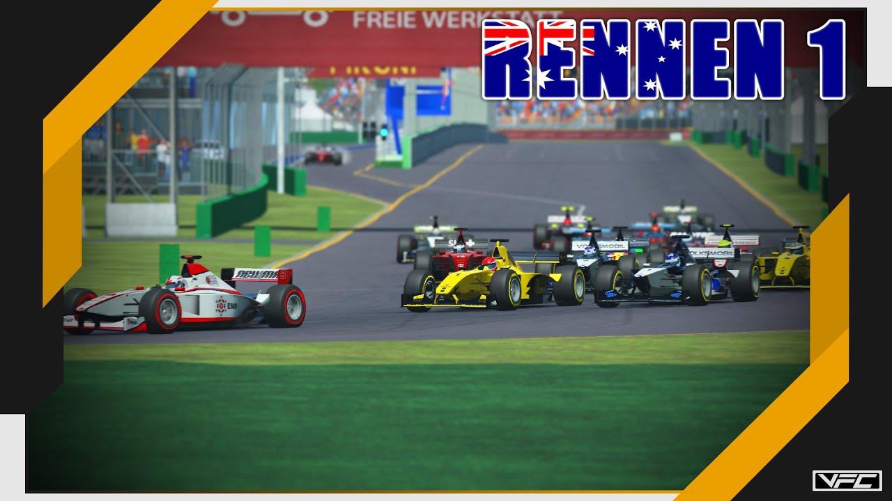 VFC 2021 - Australien GP - Livestream ab 17:45 Uhr