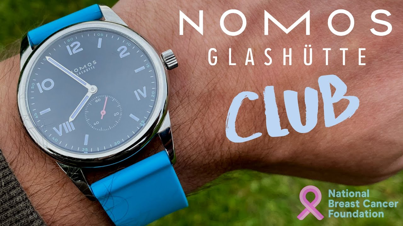 Perfect Daily Luxury? The Nomos Club Campus