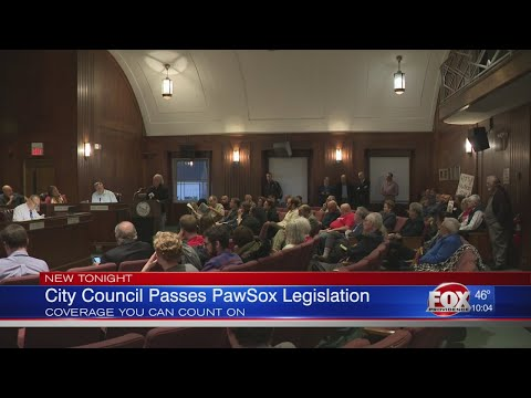 Pawtucket City Council passes Pawsox resolution