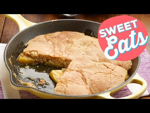 How to Make a Pineapple-Vanilla Skillet Cake | Food Network