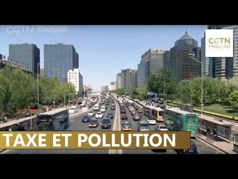 Pollution - La région de Beijing-Tianjin-Hebei prélève une taxe plus élevée