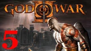 God of War 2 Прохождение - Часть 5 - Храм Лахезис