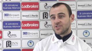 Dave Mackay on League Cup semi final with Hibs