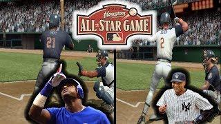 WALK OFF MAGIC  2004 MLB ALL STAR GAME  MVP BASEBALL 2005 GAMEPLAY