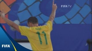 Mexico - Brazil, Beach Soccer World Cup