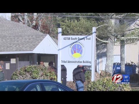 Tension grows over control of Narragansett Indian headquarters
