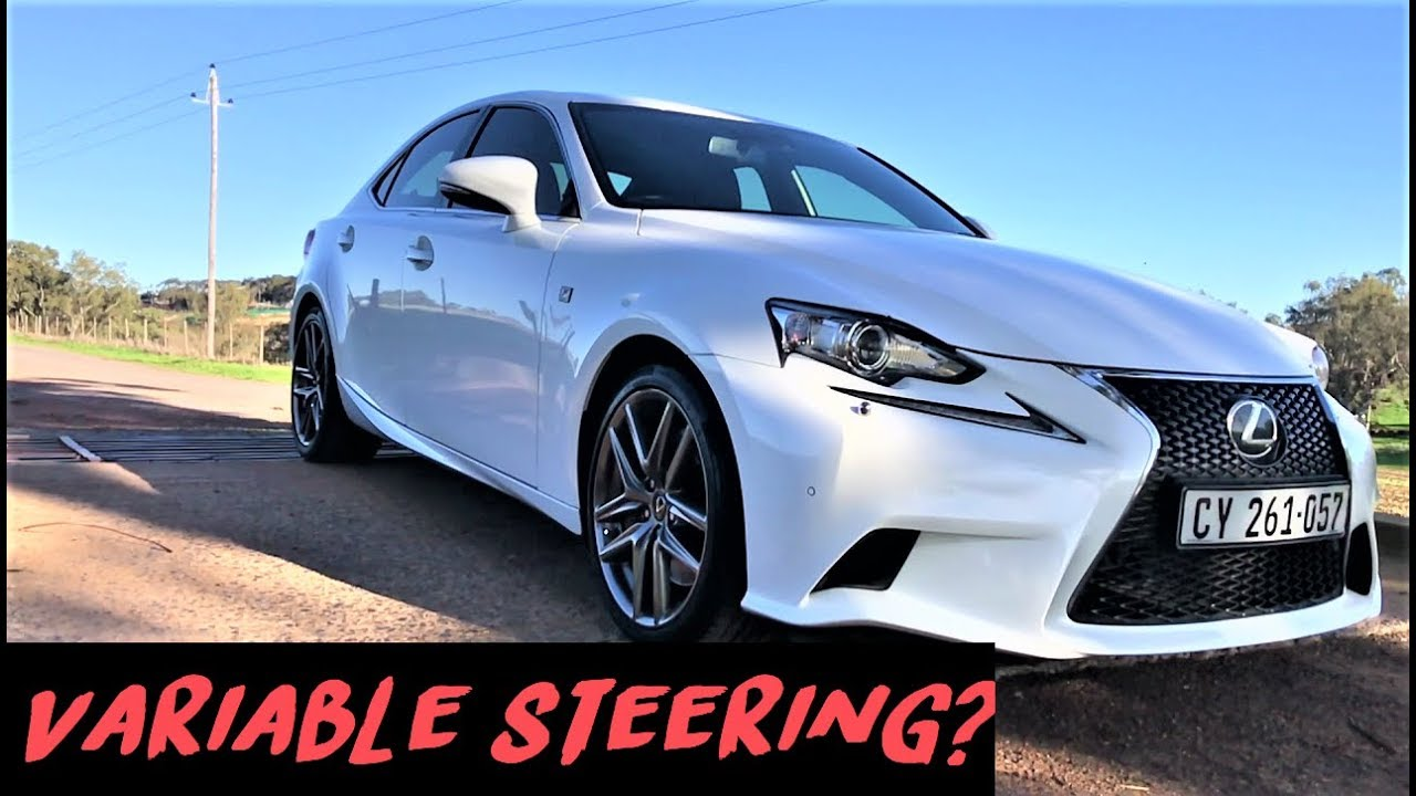 The Lexus IS350 is so underrated! I want it badly!
