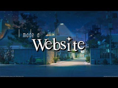 I Made A Website!