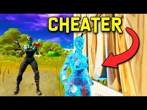I hunted CHEATERS that EXPLOITED this Fortnite GLITCH