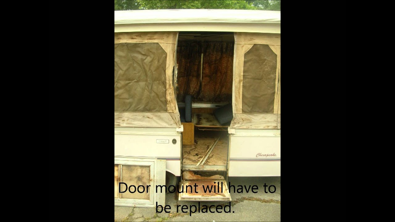 small resolution of  maxresdefault 1988 coleman chesapeake pop up camper restoration project youtube starcraft boat wiring diagram at cita