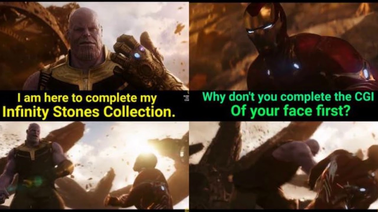 Avengers Infinity War Funny Memes Youtube