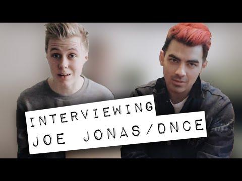INTERVIEWING: JOE JONAS/DNCE