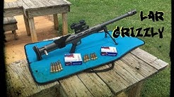 Shooting: LAR Grizzly Big Boar .50 Caliber