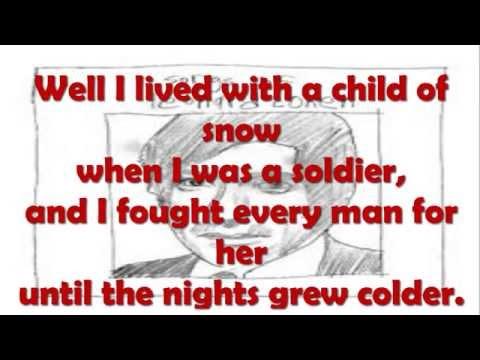 Leonard Cohen – Winter Lady  Lyrics