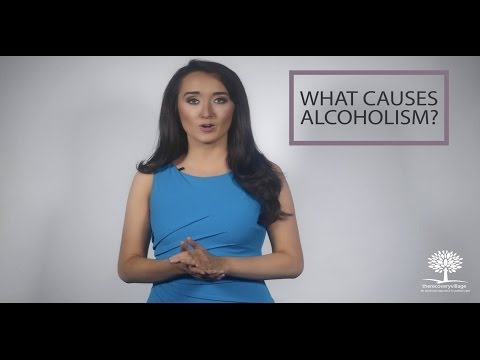 What Causes Alcoholism?