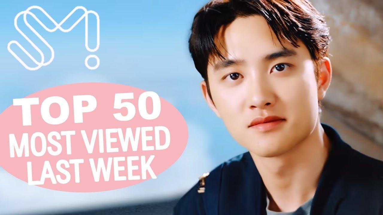 (TOP 50) MOST VIEWED SM MUSIC VIDEOS IN ONE WEEK [20210606-20210613]