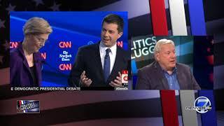 Politics Unplugged - Demoractic Presidential Debate