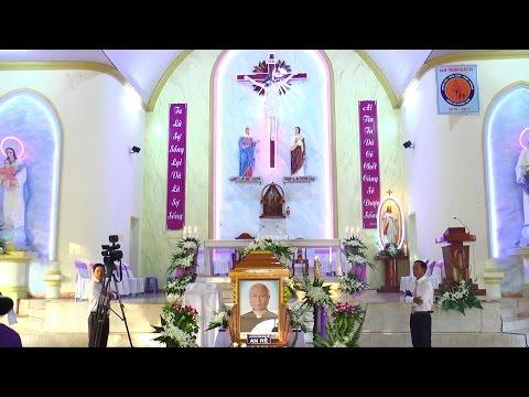 Thánh Lễ an táng Cha Cố Anrê Lê Trần Bảo
