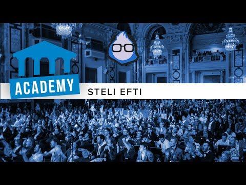 Steli Efti: You Gotta Be A Hustler - Pioneers Festival 2013