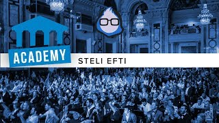 Steli Efti: You Gotta Be A Hustler - Pioneers Festival 2013