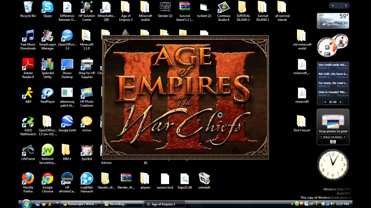 age of empires 3 you have not entered a valid product key