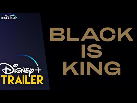 "Beyoncé ""Black is King"" 
