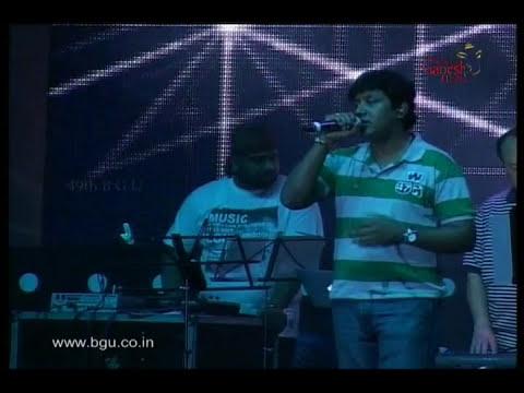 Mano Murthy and team performing at 49th Bengaluru Ganesh Utsava