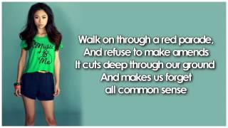Glee - Clarity (Lyrics) thumbnail