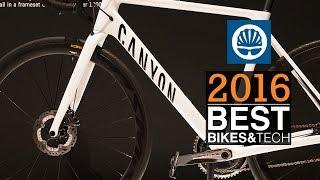 Best 2016 Road Bikes & Tech