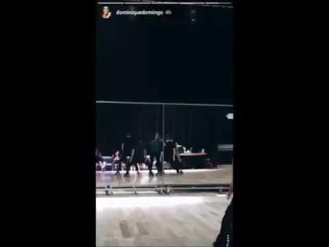 Christina Aguilera - Genie 2.0 - Russian National Music Awards - Rehearsal mp3