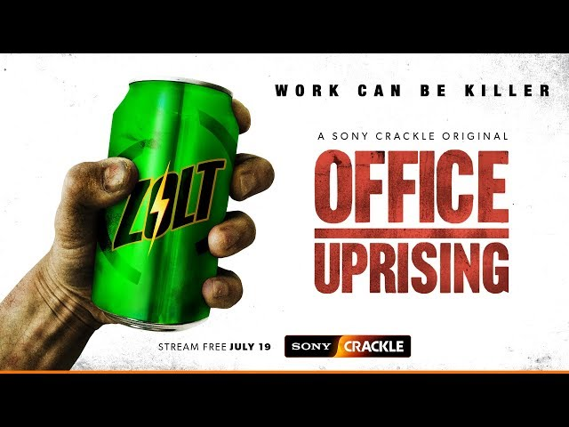 Office Uprising | Red Band Trailer | Sony Crackle