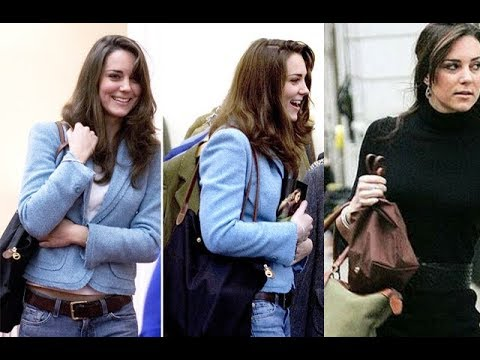 c2f5f32198f4 Have you ever noticed Kate Middleton loves carrying Longchamp tote bags