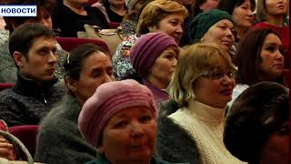 Для родителей выпускников Караидельского района было проведено районное  собрание