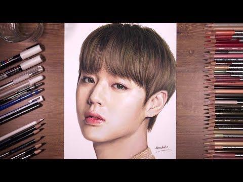 Drawing - Wanna One: 박지훈(Park Ji Hoon) | drawholic