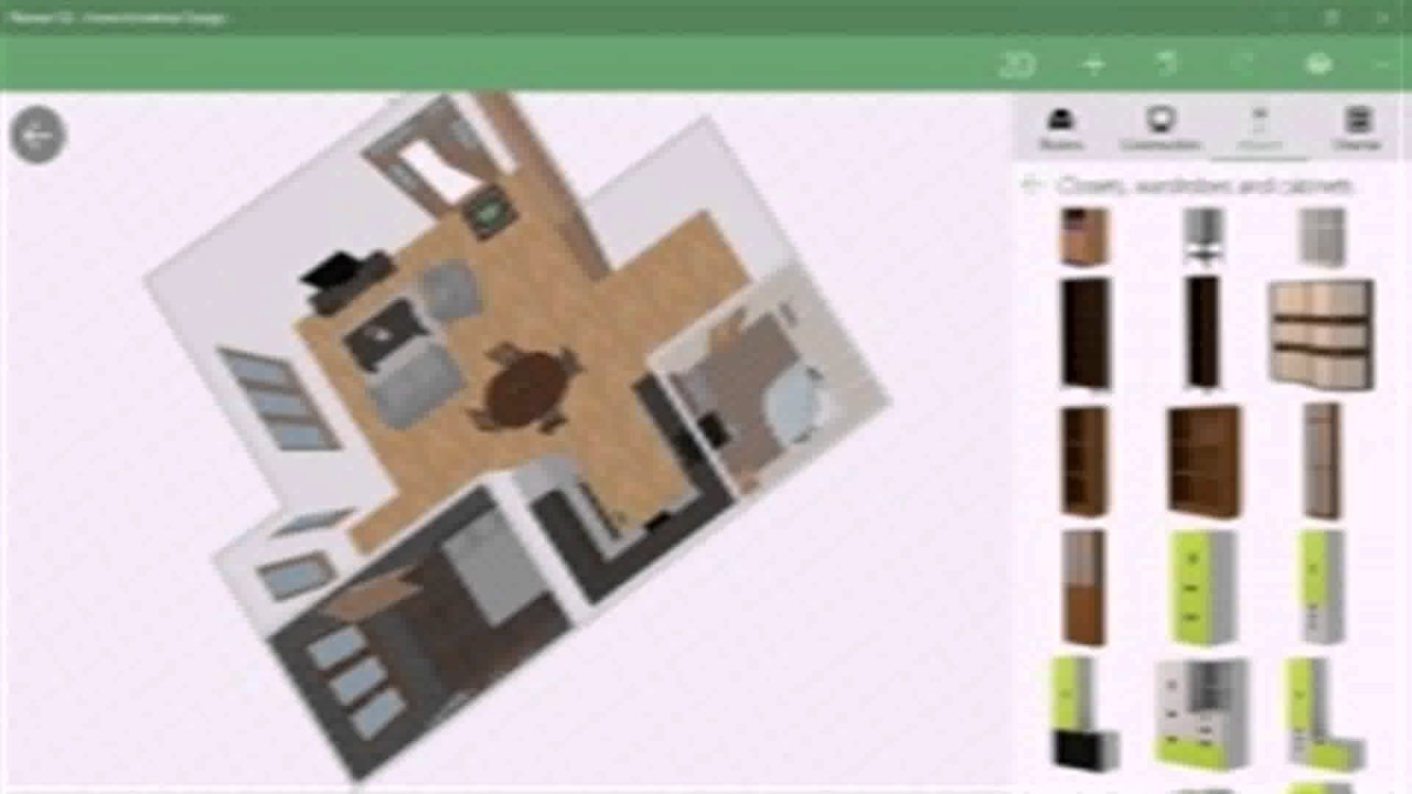 Floor plan creator for windows 10 youtube for Floor plan creator unlocked