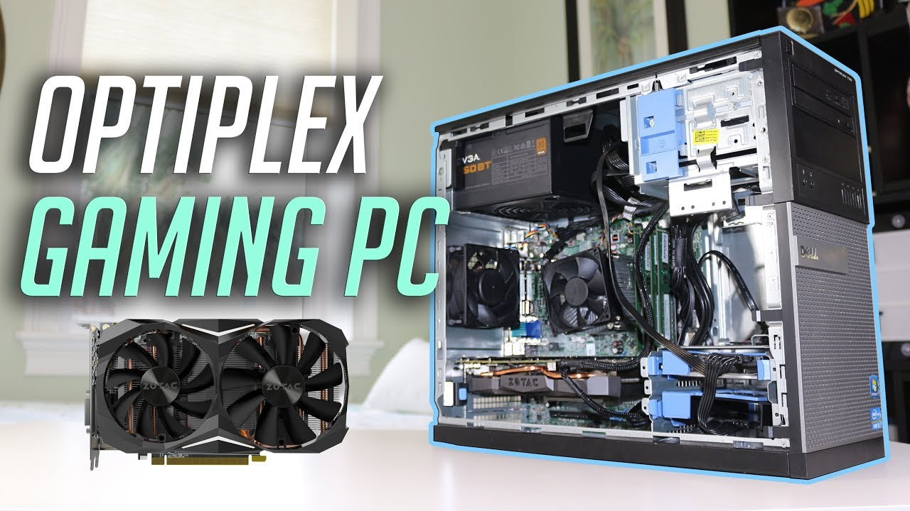 ULTIMATE Optiplex Gaming PC! (2018)