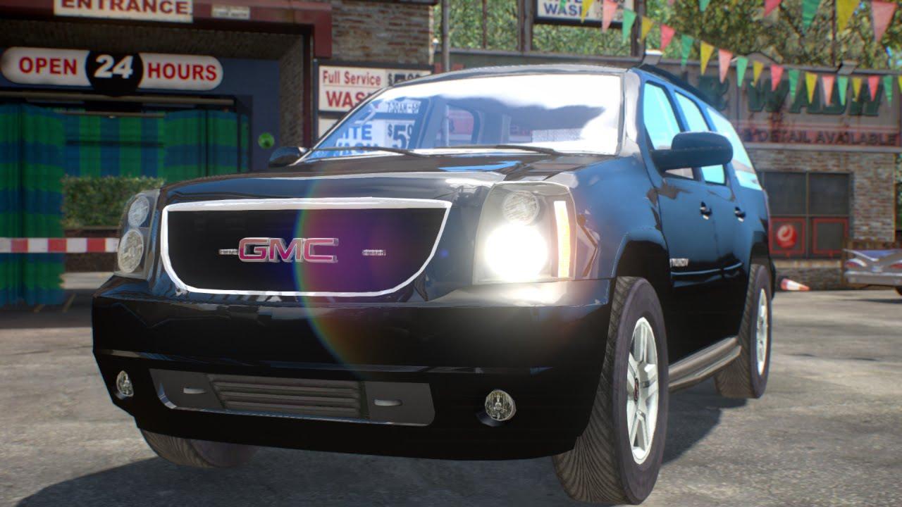 Unmarked GMC Yukon [GTA IV Car Mod] - YouTube