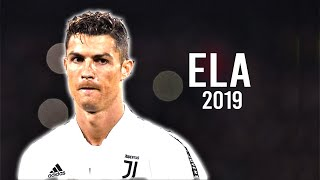 Cristiano Ronaldo 2019 • Ela • Skills & Goals | HD Resimi