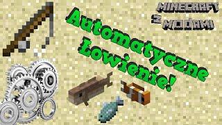 Minecraft z modami #127 - Automatyczne Lowienie w Minecraft!  - Fish Trap mod
