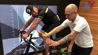 Fahrrad-Biometrie bei Jens Machacek - Teil 2