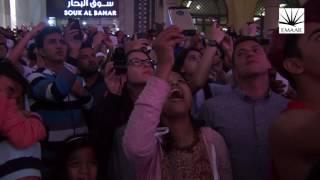 Downtown Dubai 2017 New Year Celebrations - 2 Min Highlights