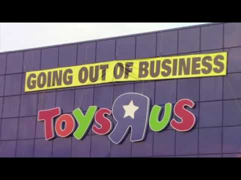 "This video is about the TOTAL LIQUIDATION of Toys ""Я"" Us at Fashion Center in Paramus and the final weeks of this process. This store is expected to complete these sales by Saturday, June 23."