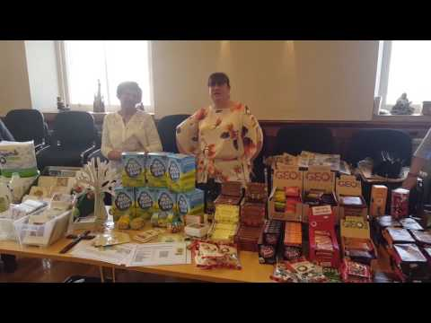 Justice and Peace Scotland - Fairtrade Event