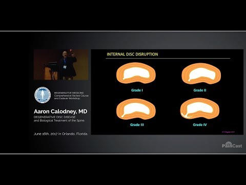 PREVIEW: Aaron Calodney, MD, ABIPP, FIPP Lecture: Biological Treatment of the Spine