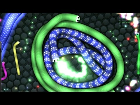 SLITHER.IO - LEADERBOARD CHALLENGE