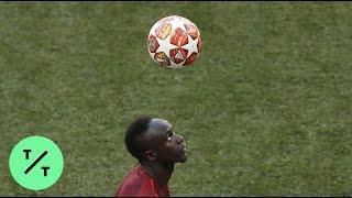 Liverpool vs. Tottenham Hotspur Champions League Final Kicks Off in Madrid
