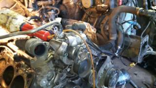 Обрыв ремня ГРМ на двигателе BBJ (последствия)