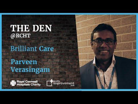 The Den - Brilliant Care - Pitch #3